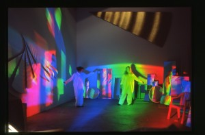 Erskine Studio, Venice CA 1991